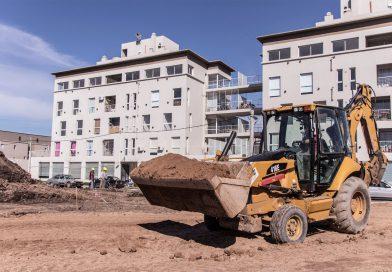CONSTRUYEN UN NUEVO CENTRO DE SALUD EN CASTELAR SUR Y HARÁN OTRO EN CASTELAR NORTE