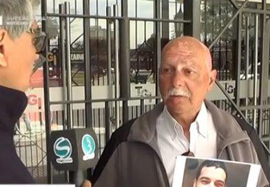 PAPÁ BUSCA TESTIGOS PARA ESCLARECER LA MUERTE DE SU HIJO