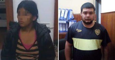 LOS TÍOS DE SHEILA CONFESARON EL CRIMEN DE LA NENA