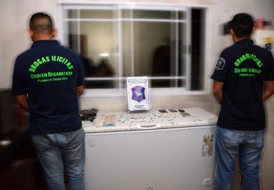 RODRÍGUEZ: DOS DETENIDOS POR VENTA DE DROGAS