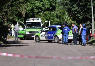 ESTÁ DETENIDA UNA MUJER POLICÍA DE LA CIUDAD QUE MATÓ A ADULTO MAYOR