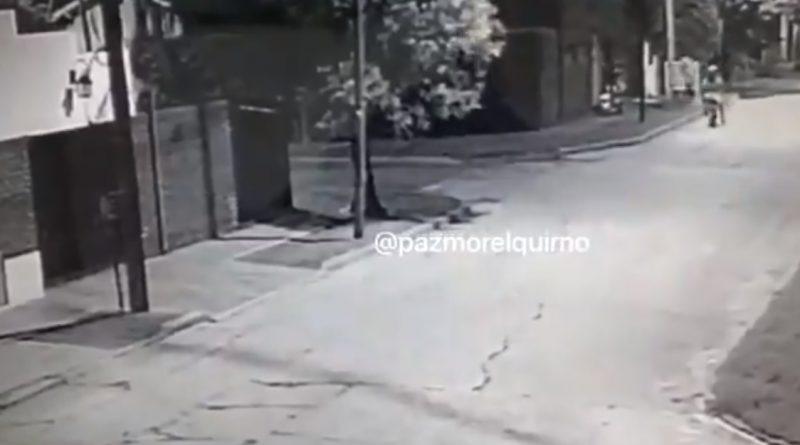 ASÍ LE DISPARARON A SANGRE FRÍA A FACUNDO