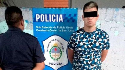 SEGUNDO DETENIDO POR EL ATAQUE AL EFECTIVO DEL GRUPO HALCÓN