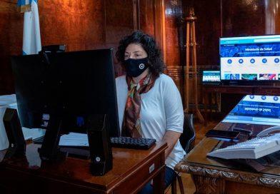 """ANTE EL AVANCE DEL COVID, BUSCAN """"ROBUSTECER LA RESPUESTA INTEGRAL DEL SISTEMA DE SALUD"""""""