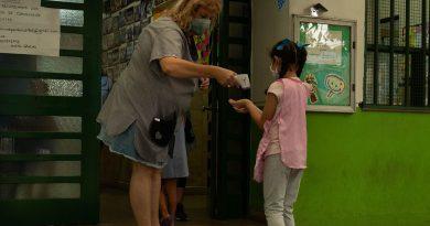 REGRESARON LAS CLASES PRESENCIALES EN EL CONURBANO