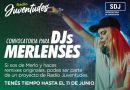 MERLO: CONVOCATORIA PARA DJS