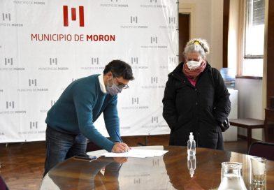 MORÓN: SE VIENE UN NUEVO REFUGIO DE PERROS PARA EL PALOMAR