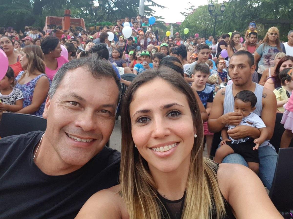 """MORENO: INTERNA EN TODOS, EN JUNTOS Y LISTA """"VECINAL"""" DE LA PAREJA DE FESTA"""