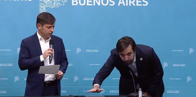 KREPLAK ASUMIÓ COMO MINISTRO DE SALUD DE LA PROVINCIA DE BUENOS AIRES