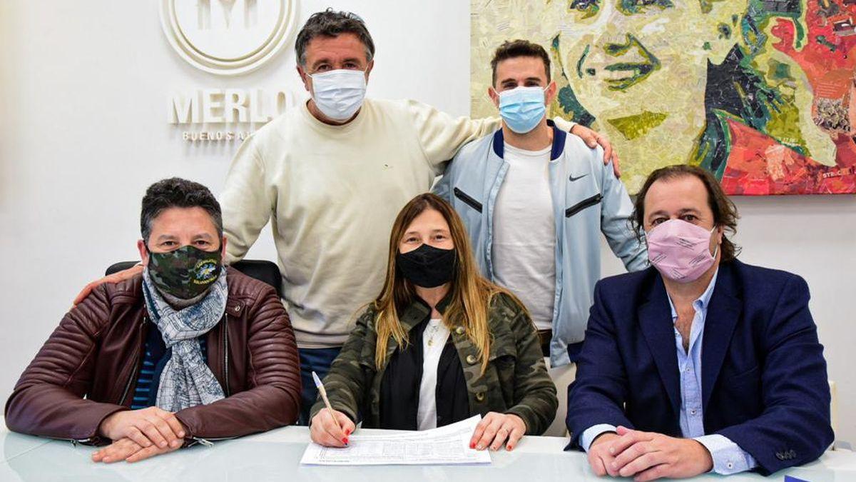 MERLO: KARINA MENÉNDEZ ENCABEZA POR EL OFICIALISMO