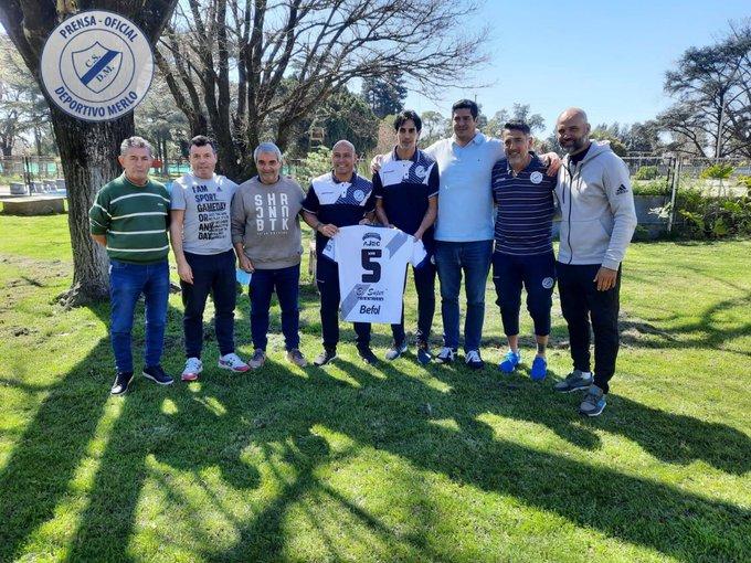 DEPORTIVO MERLO: UN EX BOCA Y UN ÍDOLO HISTÓRICO DEL CLUB TOMARÁN LAS RIENDAS DEL EQUIPO