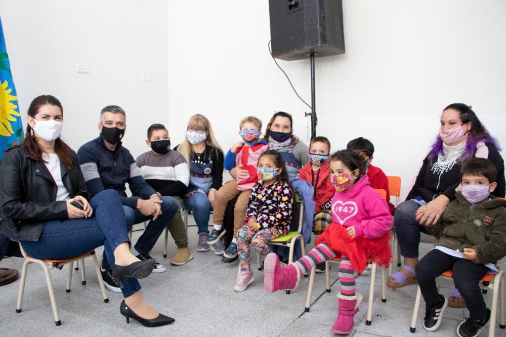 """MORENO: FERNÁNDEZ Y ZABALETA INAUGURARON EL NUEVO EDIFICIO DEL EPI """"KESACHAY"""""""