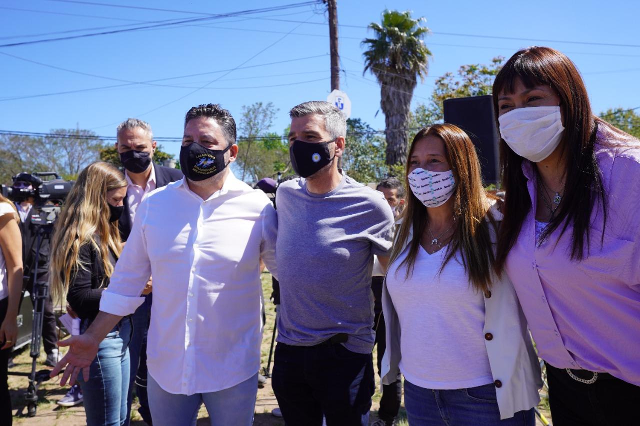 "MERLO: LANZARON EL PROGRAMA ""MI PIEZA"""